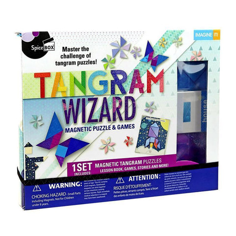 Imagine It: Tangrams