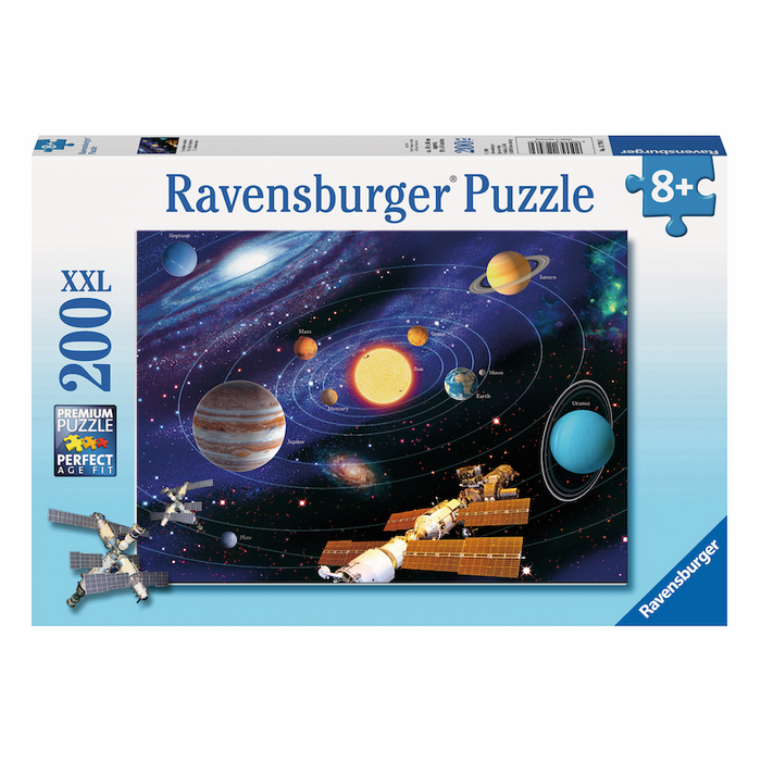 R - The Solar System - 200pc (12796)
