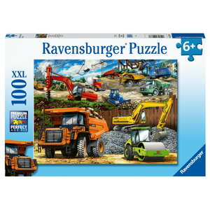 R - Construction Trucks - 100pc (12973)
