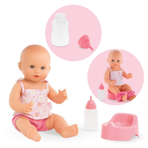 Emma Drink-and-Wet Bath Baby (14in.) - 130140