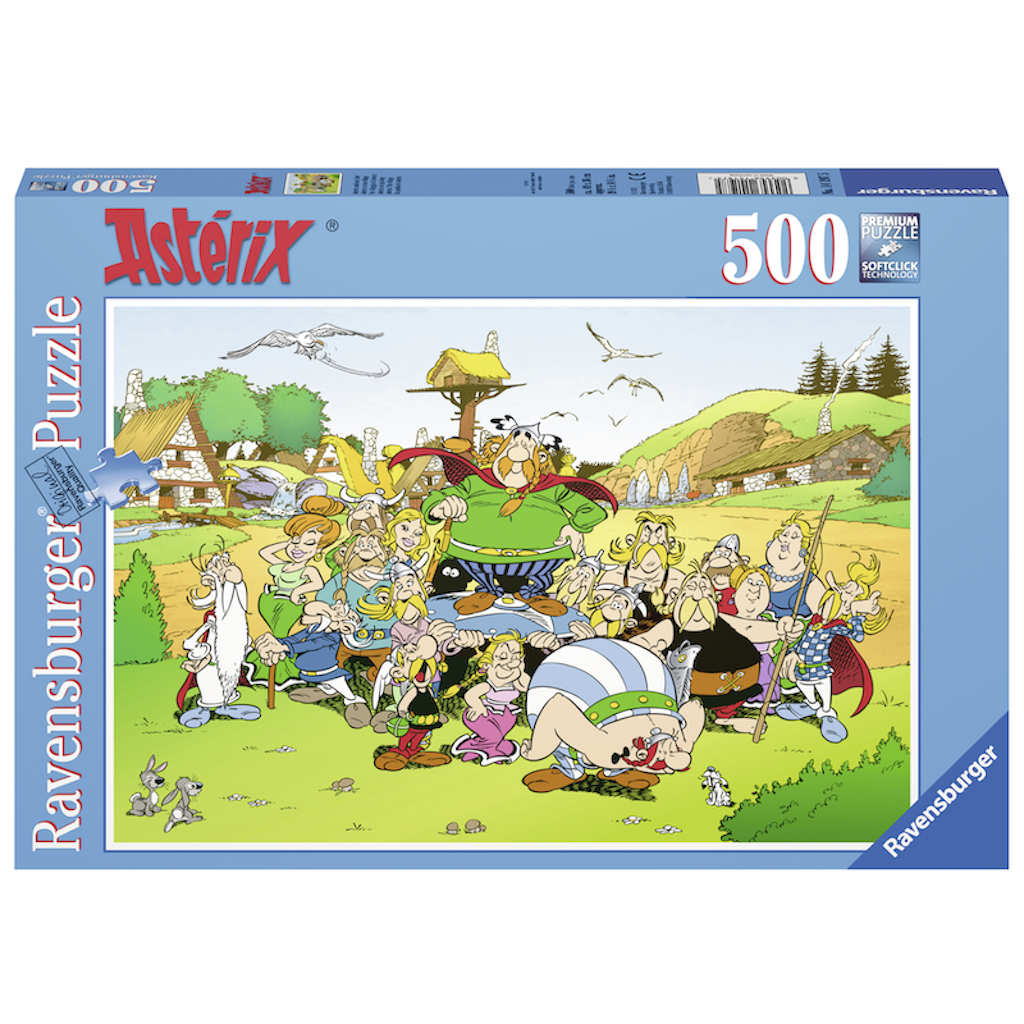 R - The Village - Asterix - 500pc (14197)