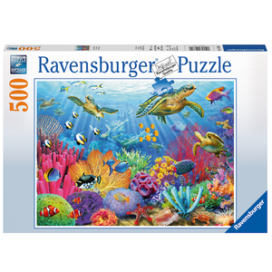 R - Tropical Waters - 500pc (14661)