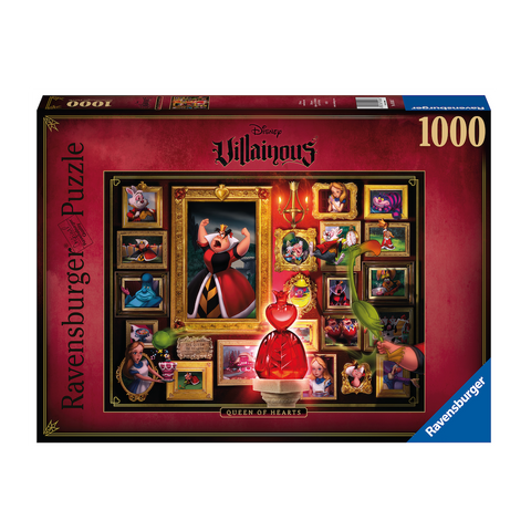 R - Queen of Hearts (Disney) - 1000pc (15026)