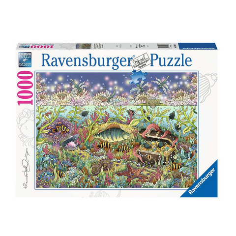 R - Underwater Kingdom - 1000pc (15988)