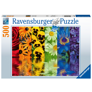 R - Floral Reflections - 500pc (16446)