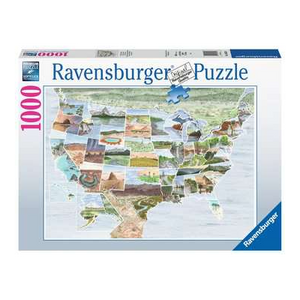 R - From Sea to Shining Sea - 1000pc (16453)