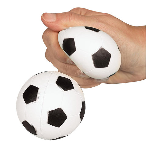 Squeeze Ball Soccer 3 inch