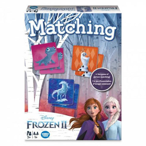 Disney Frozen 2 Matching Game