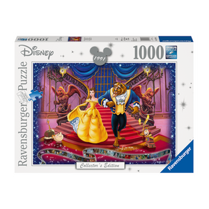 R - Beauty and the Beast (Disney) - 1000pc (19746)