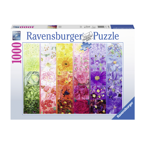 R - The Gardener's Palette No. 1 - 1000pc (19894)