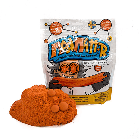 Mad Mattr Quantum Pack - 10oz Orange Rush
