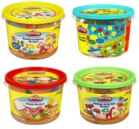 Play-Doh Mini Bucket Assortment (HAS)