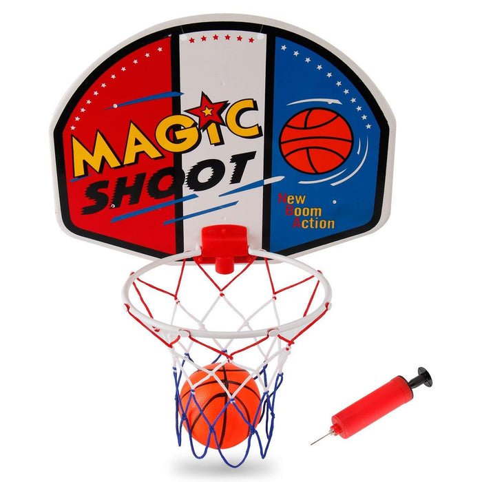 Basketball Set with Net