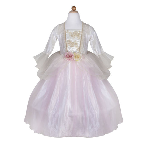 Dress - Golden Rose (Light Pink/Gold) 3-4 Years