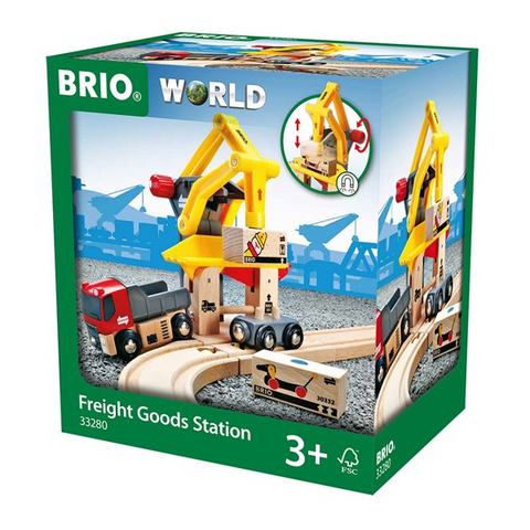 Brio Freight Goods Station (33280)
