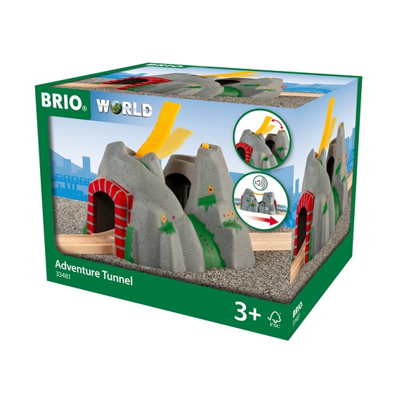 Brio Adventure Tunnel (33481)
