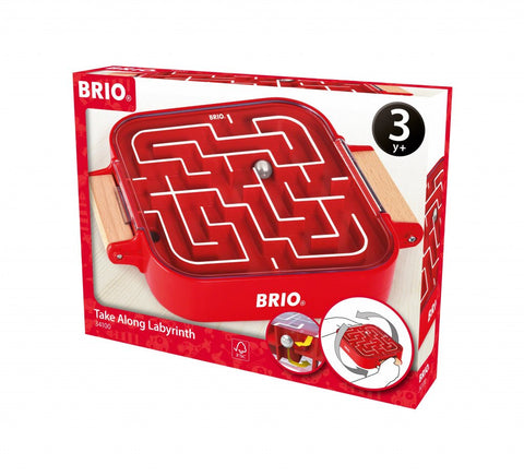 BRIO: Take-Along Labyrinth Game (34100)
