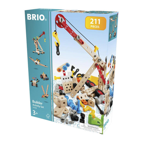 Brio Builder Activity Set (34588)