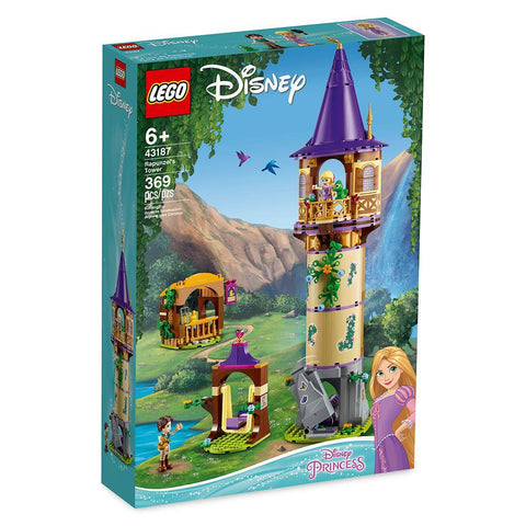 Rapunzel's Tower - Disney Princess (43187)