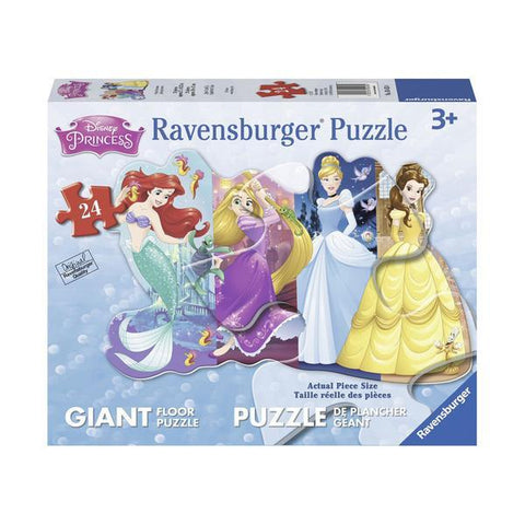 R - Pretty Princesses (Disney) - 24pc (05453)