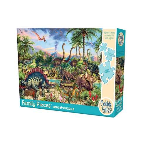 CH - Prehistoric Party (Family) - 350pc (54603)