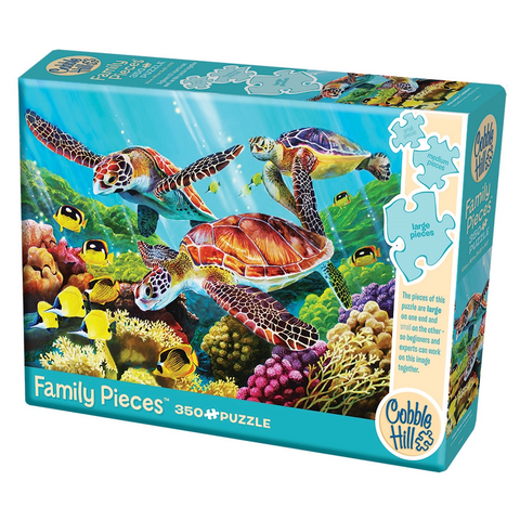 CH - Molokini Current (Family) - 350pc (54610)