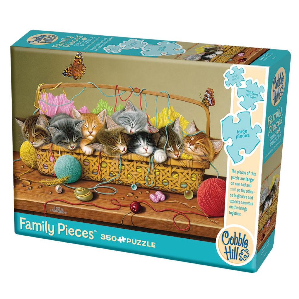 CH - Basket Case (Family) - 350pc (54615)