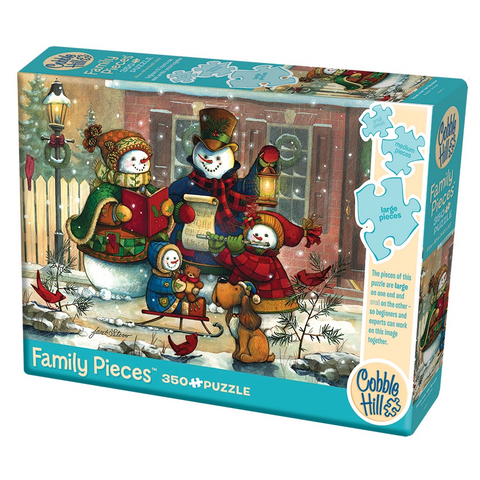 CH - Song for the Season (Family) - 350pc (54617)
