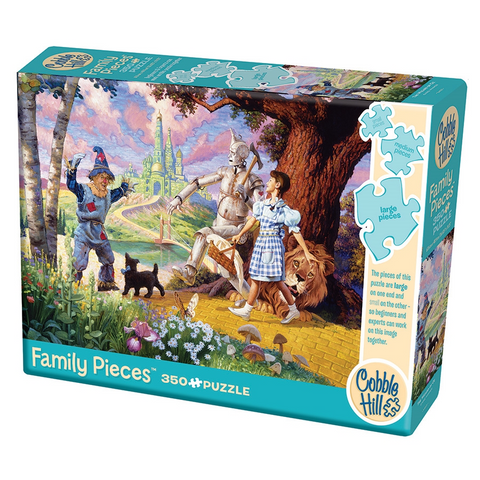 CH - The Wizard of Oz (Family) - 350pc (54621)