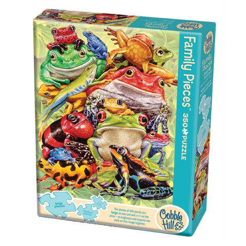 CH - Frog Pile (Family) - 350pc (54632)