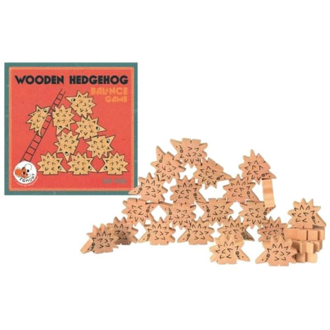 Wooden Hedgehog Game