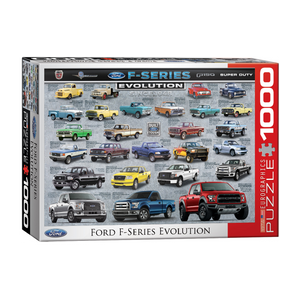 E - Ford F-Series Evolution - 1000pc (6000-0950)