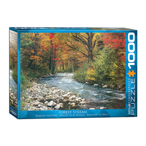 E - Forest Stream - 1000pc (6000-2132)