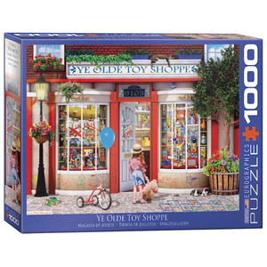 E - Ye Olde Toy Shoppe by Paul Normand - 1000pc (6000-5406)