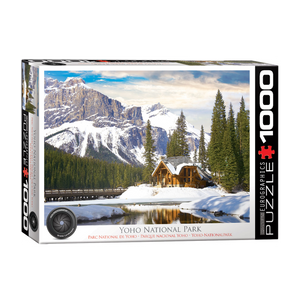 E - Yoho National Park, British Columbia - 1000pc (6000-5428)