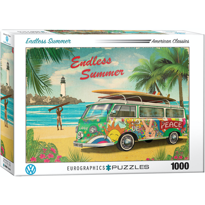 E - VW Endless Summer - 1000pc (6000-5619)