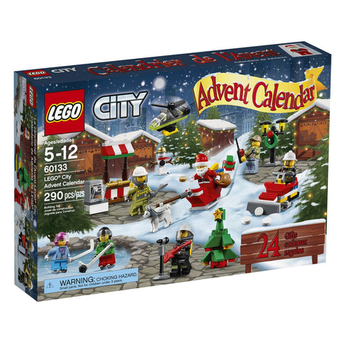 Advent Calendar 2016 - City (60133) - RETIRED