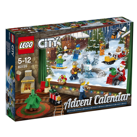 Advent Calendar 2017 - City (60155) - RETIRED