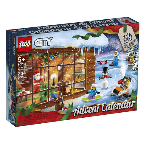 Advent Calendar 2019 - City (60235) - RETIRED