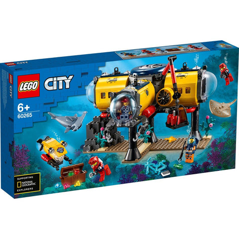 Ocean Exploration Base - City (60265)