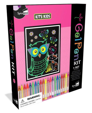 Kits for Kids: Gel Pen Kit