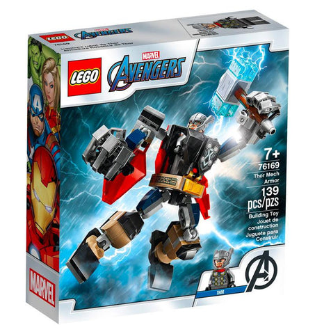 Thor Mech Armor - Super Heroes (76169)