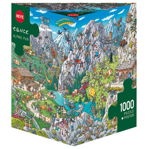 Heye - Alpine Fun Tanck - 1000pc (78-29680)