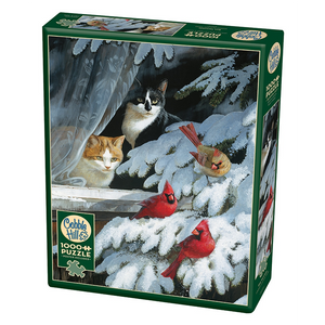 CH - Bird Watchers - 1000pc (80073)