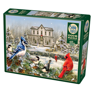 CH - Country House Birds - 1000pc (80119)
