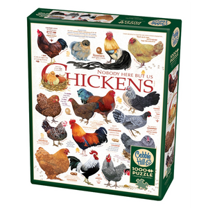 CH - Chicken Quotes - 1000pc (80120)