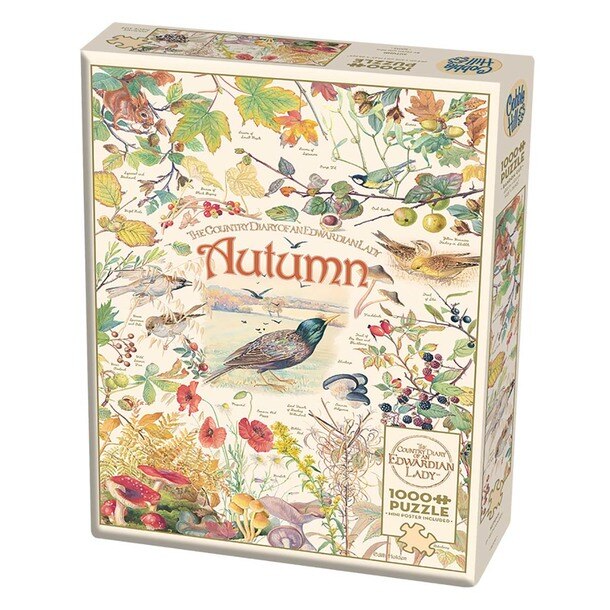 CH - Country Diary: Autumn - 1000pc (80213)