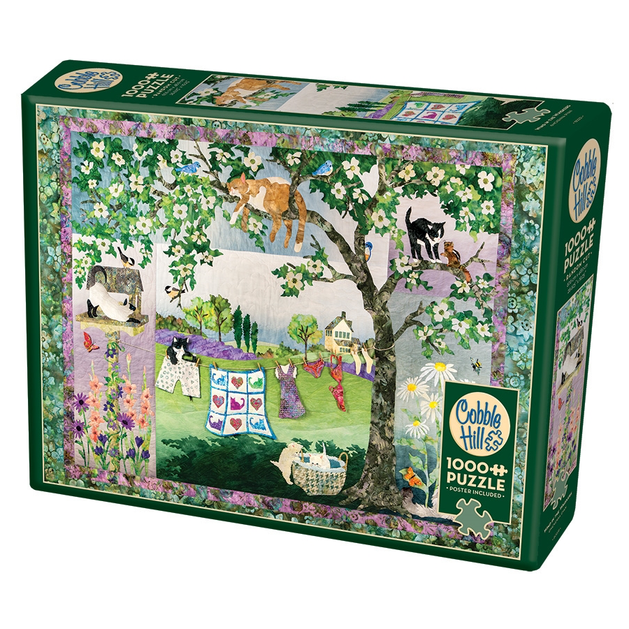 CH - Wind in the Whiskers - 1000pc (80231)