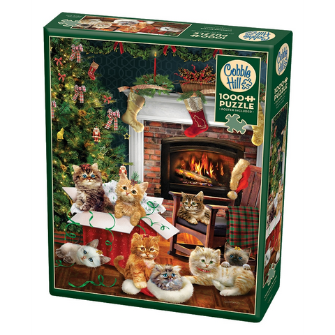 CH - Christmas Kittens - 1000pc (80242)