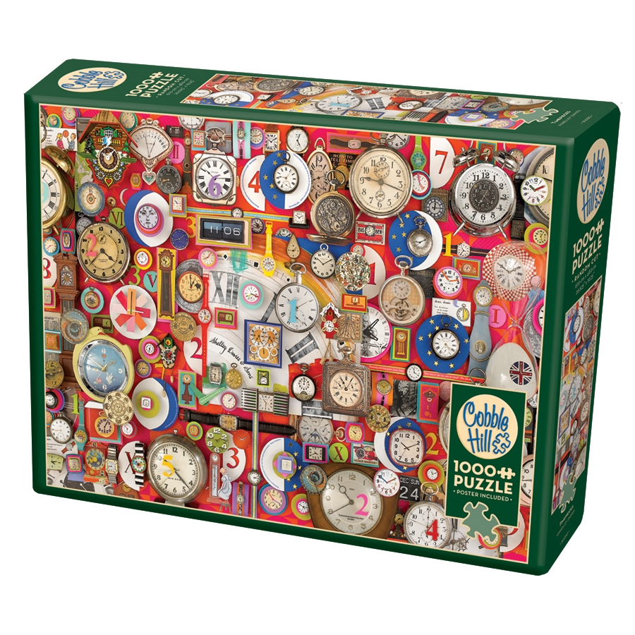 CH - Timepieces - 1000pc (80280)